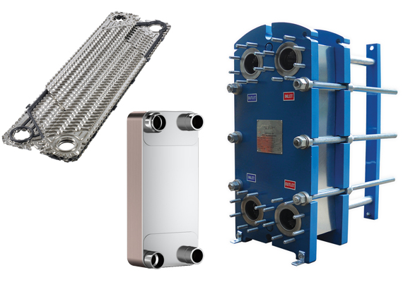 Products - Plate Heat Exchangers (PHE)