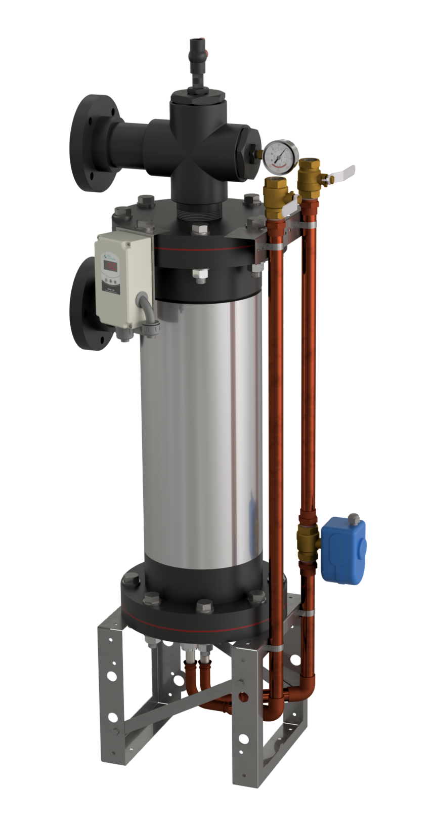 HydroMarine - Water-to-Water Heat Exchanger
